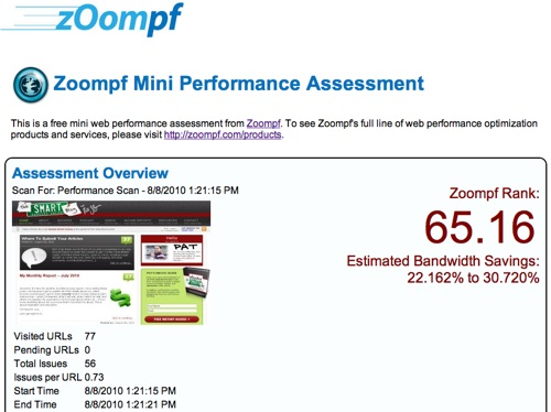 Zoompf report screenshot2